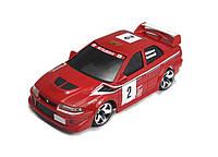 Автомодель р/у 1:28 Firelap IW04M Mitsubishi EVO 4WD (червоний), фото 1