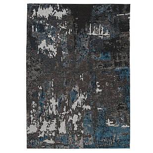 Ковер современный ALMINA 108503 1,6Х2,3 Серый прямоугольник