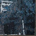 Ковер современный ALMINA 108503 1,6Х2,3 Серый прямоугольник, фото 6