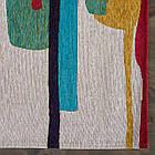 Ковер современный ALMINA 108718 1,6Х2,3 Мультиколор прямоугольник, фото 6