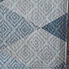 Ковер современный ALMINA 118514 1,6Х2,3 Серый прямоугольник, фото 6