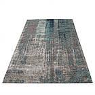Ковер современный ALMINA 118547 1,6Х2,3 Серый прямоугольник, фото 5