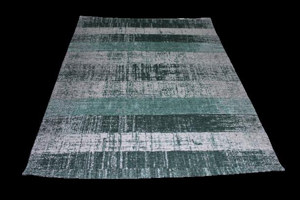 Ковер современный ALMINA 131908 1,6Х2,3 Серо-голубой прямоугольник