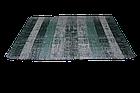 Ковер современный ALMINA 131908 1,6Х2,3 Серо-голубой прямоугольник, фото 3