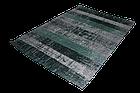Ковер современный ALMINA 131908 1,6Х2,3 Серо-голубой прямоугольник, фото 4