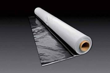 Пленка для мульчирования черно-белая 960х57х500 м.п