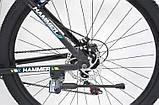 Велосипед гірський Hammer S200 29 дюймів, фото 8