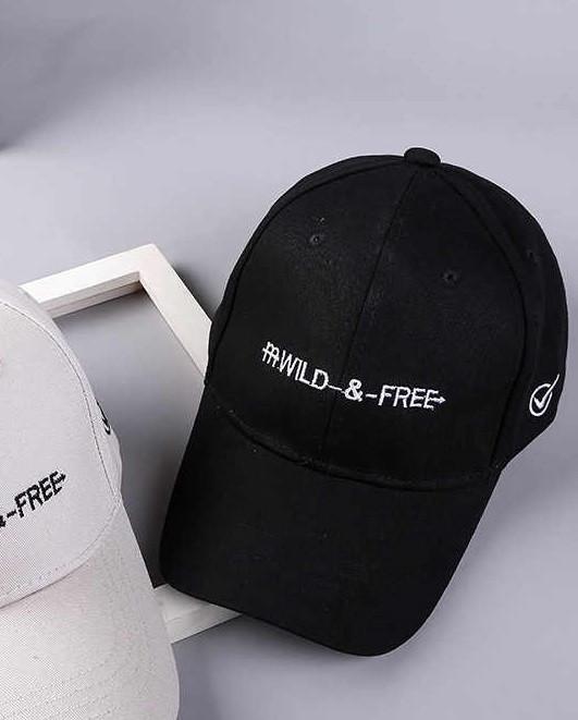 Бейсболка wild and free головные уборы кепка панамка