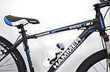 Велосипед гірський Hammer S200 29 дюймів, фото 5