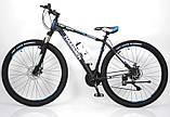 Велосипед гірський Hammer S200 29 дюймів, фото 4