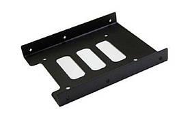 Переходник для установки SSD и HDD дисков в 3.5 отсек AF-25 35M, КОД: 1325861