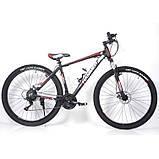 Велосипед гірський Hammer S200 29 дюймів, фото 2
