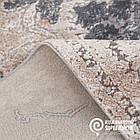 Ковер современный INVISTA T462A 1,6Х2,3 Серый прямоугольник, фото 3