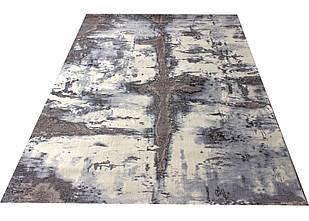 Ковер современный KALAHARI W6813 1,6Х2,3 Кремовый прямоугольник