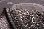 Ковер восточная классика Kashan 707 2Х2,9 Синий прямоугольник, фото 6