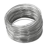 Проволока пружинная сталь 70 диаметр 3 мм отпускаем от 1 м