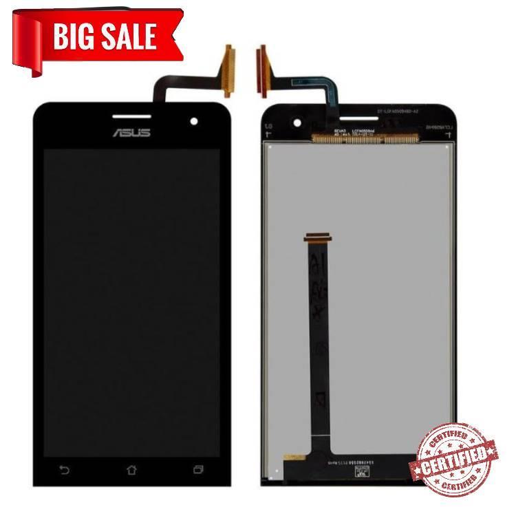 Модуль (сенсор+дисплей) для Asus ZenFone 5 A500CG, A500KL, A501CG чорний