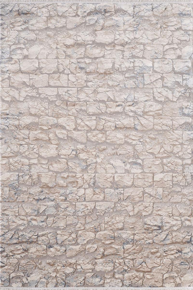 Ковер современный PERU S241A 1,6Х2,3 Темно-серый прямоугольник