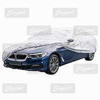 Автомобильный тент на основе XL ELEGANT 100268 535x178x120 см PEVA + сумка замок ушки для зеркал