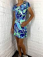 Сукня підліткове бірюзове Miss EviE ОПТ