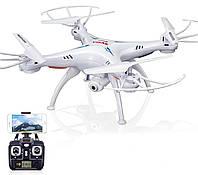 Квадрокоптер р/у Syma X5SW з камерою WiFi (білий)