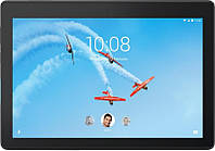 "Планшетный ПК Lenovo Tab E10 TB-X104L 16GB 4G Slate Black (ZA4C0029UA); 10.1"" (1280х800) IPS / Qualcomm Snapdragon 210 / ОЗУ 2 ГБ / 16 ГБ встроенная +"