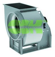 Вентиляторы радиальные с назад загнутыми лопатками ВРАН (VRAN)