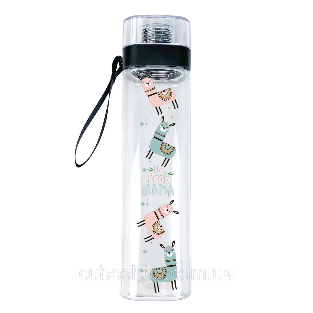 """Бутылка для воды ZIZ """"Не проблама"""" (700 мл)"""