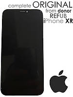 Дисплейный модуль iPhone XR ORIGINAL US( Экран, тачскрин, стекло) оригинал