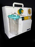 Аспіратор медичний електричний SAM 420 Відсмоктувач медичний акумуляторний