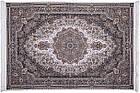 Коврик восточная классика Tabriz 33 1,5Х2,25 Бирюзовый прямоугольник, фото 10