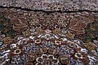 Коврик восточная классика Tabriz 34 1,5Х2,25 Красный прямоугольник, фото 9