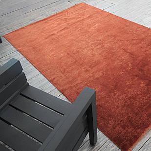 Ковер винтаж VINTAGE E3312 1,6Х2,3 Темно-оранжевый прямоугольник
