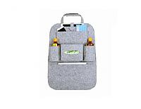 Органайзер для автомобиля Back Seat Organizer EstCar серый