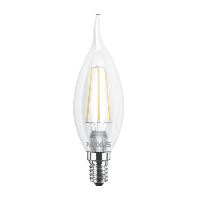 Комплект LED лампа MAXUS 6 шт