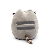 Мягкая игрушка кот с роллом Pusheen cat Серый (n-645), фото 2