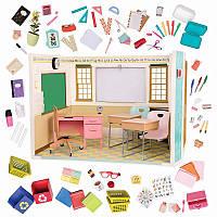 Набор для кукол Our Generation Мебель Школьная комната (BD37330Z)