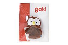 Іграшка Goki для пальчикового театру Сова (50962G-1), фото 3