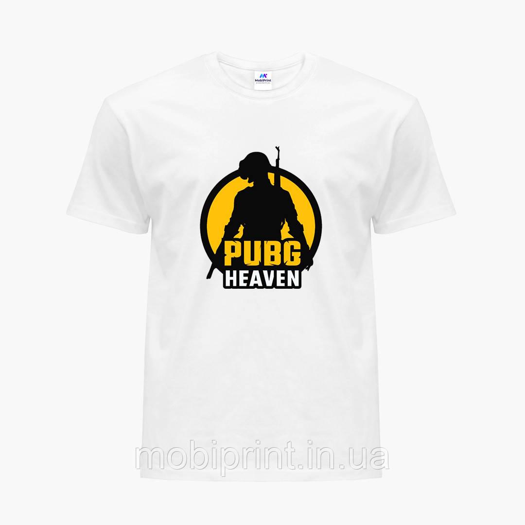 Футболка детская Пубг Пабг (Pubg) Белый (9224-1185)