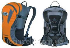 Рюкзак велосипедный спортивный Terra Incognita Racer 18 Оранжевый/Серый