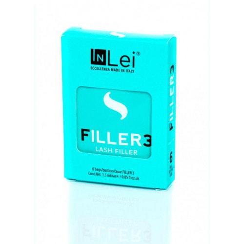 """Состав для ламинирования ресниц InLei® """"Filler 3"""",  1,5 мл"""