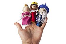 Набір ляльок Goki для пальчикового театру (51592G), фото 2