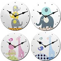 Часы настенные Детство 20 см