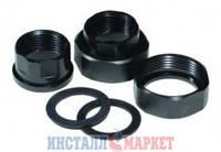 Гайки накидные 1 (25mm), сталь (комплект -2шт.)