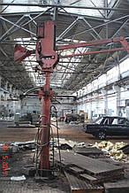 Консольний кран-маніпулятор м/п 125кг