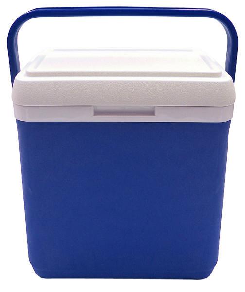 Купить Термобокс 30 л синий, Mega, изотермический бокс, ізотермічний бокс, бокс ізотермічний