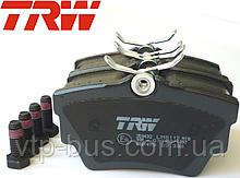 Тормозные колодки задние на Renault Trafic III / Opel Vivaro B / Nissan NV300 с 2014...TRW (Германия) GDB1479