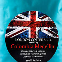 Кофе 100% Арабика Colombia Supremo Medellin 250г
