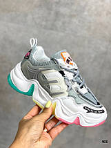 Яркие разноцветные кроссовки, фото 2
