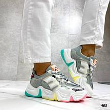 Яркие разноцветные кроссовки, фото 3